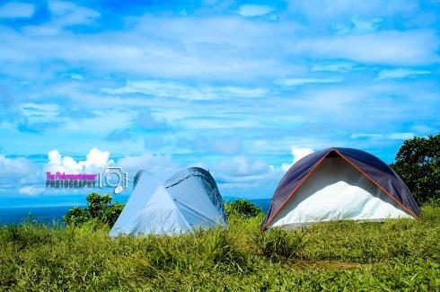 Ang tuktok ng Mt. Manabu